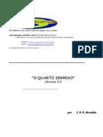 Books - Magicka - O Quarto Segredo, By J.R.R.abrahao