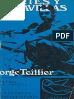 Jorge Tellier - Muertes y Maravillas