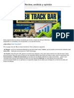 Redeseo.com- CASH TRACK BAR Review Analisis y Opinion