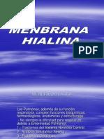 MENBRANA HIALINA