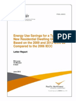 DOE IECC Energy Use Letter Report v FINAL