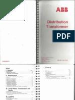 ABB Distribution Transformer Guide.pdf