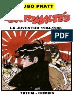 6549678 Hugo Pratt Corto Maltes 01 La Juventud