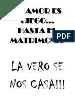 Frases Letreros