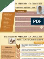 El Chocolate (Platos y Datos Curiosos)