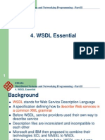 WSDL PPT