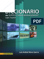 1. Diccionario Logistica Supply Chain Management