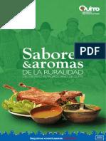 Ecuador Libro de Sabores y Aromas de La Ruralidad Dmq. 2013