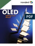 Novaled OLED Lighting Manual Short Preview