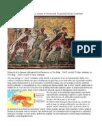 ADEVĂRURI NESPUSE - Grecii si romanii au fost tracizati de pupulatia balcano-dunareana