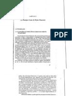 Os Principios Gerais Do Direito Financeiro