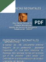 Emergencias Neonatales