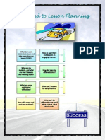 approach to lesson planning