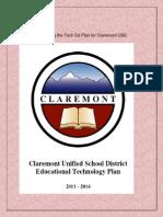 school technology plan guerra