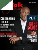 City Talk Magazine March_April 2014 Edition