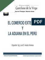 Microsoft Powerpoint - El Comercio Exterior y La Aduana