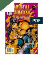 Mortal Kombat - Blood & Thunder 02