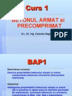 curs 1 - BAP1 - 2013-2014