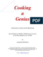 Cooking a Genius