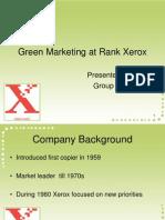 Rank Xerox Case