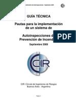 CIR-GT-Autoinspecciones-Sept 2009 VF IngPabloCabrera