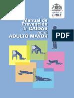 Manual de Prevencion de Caidas AM (MINSAL)