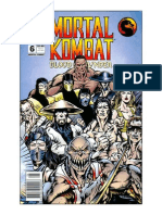 Mortal Kombat - Blood & Thunder 06