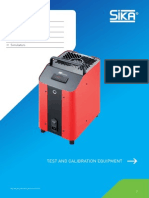 DS Test and Calibration Equipment