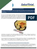 64-Boletin Punto Informativo Intoxicacion Fosforo Blanco 7 Diciembre 2012