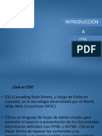 CSS final