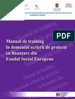 Manual Proiecte FSE