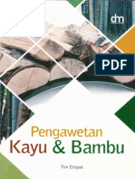 Pengawetan Kayu Dan Bambu
