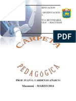 Carpeta Pedagogica Ivan_ies Macedo