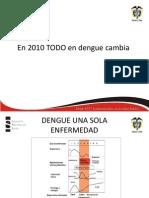 Nueva Clasificacion Dengue