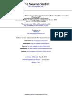 Neuroscientist 2011 Kleinschmidt 633 44