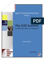 The G20 - Exceeding Expectations Yet Falling Short