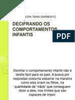 DECIFRANDO OS COMPORTAMENTOS INFANTIS.pptx