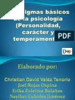 Exposicion de Paradigmas Basicos de La Psicologia