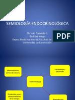 SEMIOLOGÍA ENDOCRINOLÓGICA UDEC