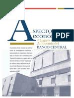Revista Del Banco Central de Reserva