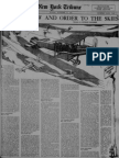 Early Aviation Law (1921)