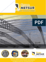 Brochure - Grupo Metsur Sac
