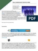 Redeseo.com- Redes Sociales Para Conseguir Trafico Web