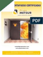 Especificaciones Tecnicas - Pcf - Grupo Metsur