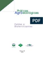 Cartilha - Caldas e Biofertilizantes