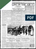 Aerial Bombardment History (1914)