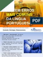Erros de português comuns