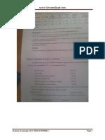 Examen de passage 2013 TSGE Synthèse 1