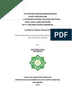 Analisa Routing Dengan Static Routing Dan EIGRP di PT CPI.pdf