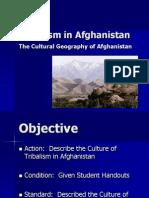 Tribalism in Afghanistan